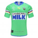 Camiseta Canberra Raiders Rugby 2021 Local