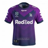 Camiseta Melbourne Storm Rugby 2021 Local