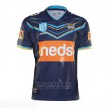 Camiseta Gold Coast Titans Rugby 2019-2020 Local