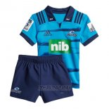 Camiseta Ninos Kit Blues Rugby 2018 Local