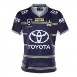 Camiseta North Queensland Cowboys Rugby 2021 Local