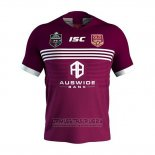Camiseta Queensland Maroon Rugby 2019-2020 Local