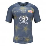 Camiseta North Queensland Cowboys Rugby 2020 Entrenamiento