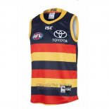Camiseta Adelaide Crows AFL 2019 Negro