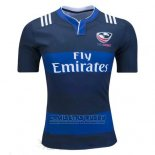 Camiseta USA Eagle Rugby 2017-2018 Local