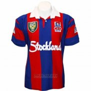 Camiseta Newcastle Knights Rugby 1997 Retro