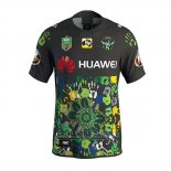 Camiseta Canberra Raiders Rugby 2018-2019 Conmemorative