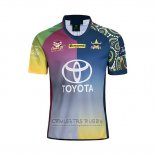 Camiseta North Queensland Cowboys Rugby 2018-2019 Commemorative