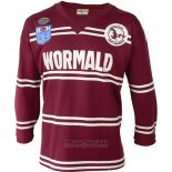 Camiseta Manly Warringah Sea Eagles Rugby 1987 Retro