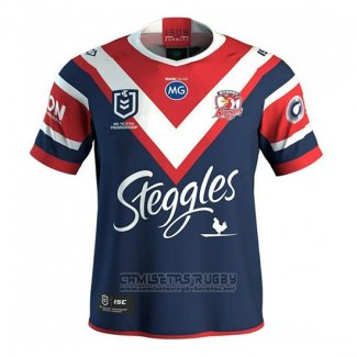 Camiseta Sydney Roosters Rugby 2020 Local