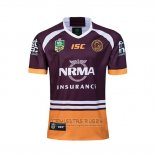 Camiseta Brisbane Broncos Rugby 2018 Local