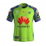 Camiseta Canberra Raiders Rugby 2020-2021 Conmemorative