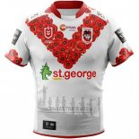 Camiseta St George Illawarra Dragons Rugby 2019 Conmemorative