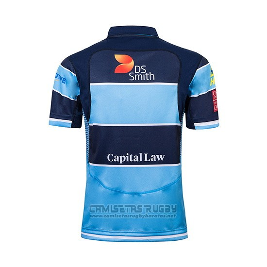Camiseta Cardiff Blues Rugby 2018-2019 Local